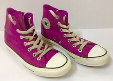 3b3fe5805db8 Converse All Star Chuck Taylor Hi Tops Trainers Womens Size 4