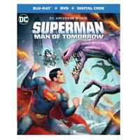 Superman: Man of Tomorrow [Blu-ray/DVD] [2020]