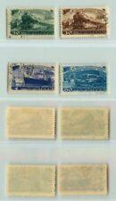 Russia USSR 1948 SC 1261-1264 Z 1190-1193 used . e5205