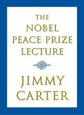 The Nobel Peace Prize Lecture, Carter, Jimmy, Good Condition, Book