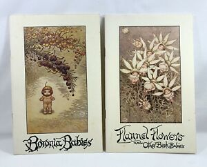 Boronia Babies + Flannel Flowers & Other Bush Babies - May Gibbs 1990 facsimile