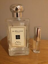 ❤️ Jo Malone Basil And Neroli Cologne Vial Spray Travel / Purse 5ml ❤️