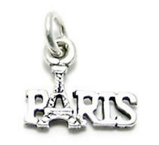 925 Sterling Silver Paris-Eiffel Tower Charm