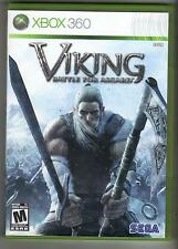 VIKING BATTLE FOR ASGARD XBOX 360 GAME Xbox360