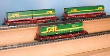 Fleischmann 845370 Taschenwagen SAE der FS