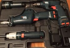 BLACK & DECKER VERSAPAK DRILL SET