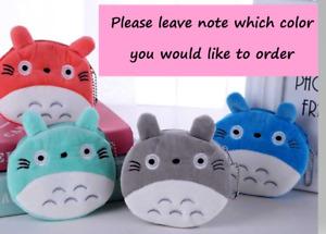 My Neighbor Totoro Plush Japanese Anime Christmas Gift key chain plush bag
