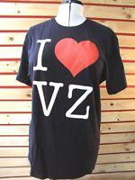 New VON ZIPPER MENS L  Sport T-Shirt BOXER TOP black RRP $49 BARGAIN
