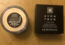 AVON Smooth Minerals Powder Foundation Soft Ivory