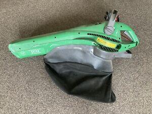 Electrolux GV750S Leaf Blower Vacuum Sucker Shredder; Flymo Fly-mo Equivalent