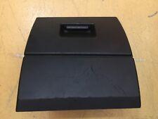 BMW E90 E91 318 320 323 325 328 330 335 DRIVER DASH COIN GLOVE BOX BLACK FILM