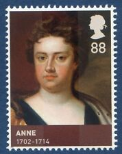 Queen Anne House of Stuart on a Stamp U/M