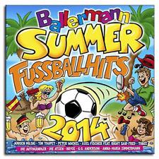 3 CD Box - Ballermann Sommer Fussball Partyhits - Fußballparty Hits - Neuware