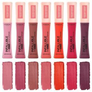 L'Oréal Paris Infallible Pro Matte Liquid Lipstick [B2GO Free on All Lip Color]