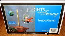 1998 Flights of Fancy Possible Dreams Santa's Airmail Express w/Box-465054