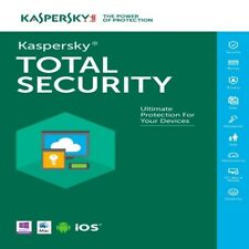 Kaspersky TOTAL Security 2018 DOWNLOAD (PC/Mac/Android) 1 Device /NO-CD! GLOBAL