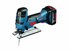 Bosch Professional GST 18 V-LI S with Two 18 V 5.0 Ah Lithium-Ion Batteries... .