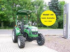 NEU! und günstig FOTON TE254 Allrad Traktor Schlepper Bulldog Trecker 25 PS