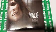 Malu Intima Guerra Fria Caja de carton CD+DVD New Nuevo Sealed