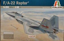 F 22 Raptor Kit 1:48 Italeri IT0850