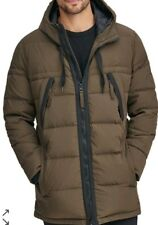 Marc New York by Andrew Marc  Holden Down Parka Jacket Coat Olive XXL $350