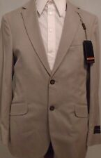 NWT Ben Sherman, High-End Stone Color Size 40-R Men's Two Button Sports Coat (92