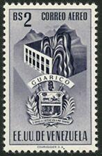 Venezuela 1953 Guarico Coat of Arms set Sc# C464-72 mint
