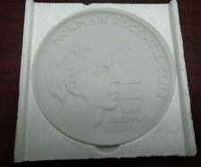 "Norman Rockwell ""Club Membership Plaque"" Dave Grossman Designs"