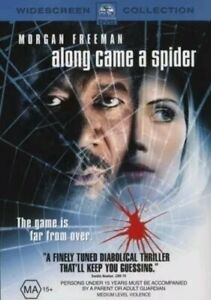 NEW ALONG CAME A SPIDER DVD4