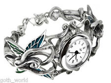 GENUINE Alchemy Gothic Watch - Artemisia Bracelet | Ladies Timepiece