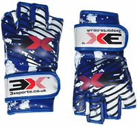 Flare Grappling Gloves Sparring Fight KickBoxing MMA Punch Bag UFC Cage Training