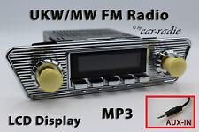 Retrosound Laguna Komplettset Trapez Oldtimer Radio RC900 MP3 AUX-IN L306C078068