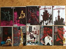 Man Without Fear 2019 #2-5 Lot 2 3 4 5 NM Daredevil Mini Series