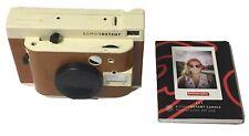 Lomography Lomo'Instant Camera With Original Instruction Manual & Cover Cap