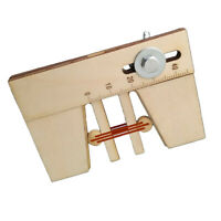 1Pc Mooring Tools Wooden Practical Portable Mooring Tools for Sailing Model DIY