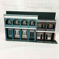 1994 Gallier House New Orleans LA Shelia Collectible House Shelf Sitter Village
