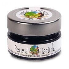Perle di Tartufo Nero all'Aceto Balsamico - 50 gr - Sulpizio Tartufi