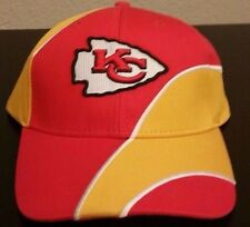 NFL Kansas City Chiefs Hat - One Size Fits All - New w/ Tags