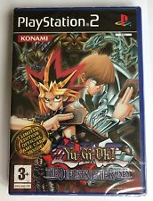 PS2 Yu-Gi-Oh The Duelists of The Roses (2003), UK Pal, New & Factory Sealed