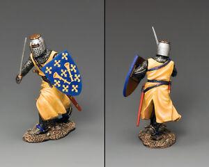 NEW! King & Country Medieval Knights MK119 Sir John Trumpington