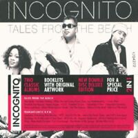 Incognito - Tales from the beach - DELUXE  - 2xCD NEU