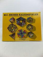 M.C. ESCHER KALEIDOZYKLEN - Schattschneider, Doris & Walker, Wallace. Illus. by