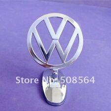 Car Auto Hood Ornament Chrome Emblem For Volkswagen