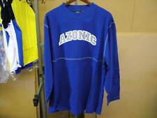 New Solid Blue Azonic Long Sleeve T-Shirt...Men's XXL