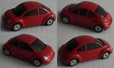 Maisto – VW New Beetle rot