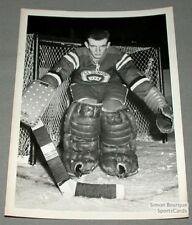 QJHL 1964-65 Quebec Aces Jacques Audy Photo