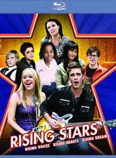 RISING STARS (Fisher Stevens) - BLU RAY - Region Free - Sealed
