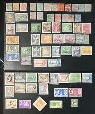 DUZIK: British Guiana 1876-1966 Mixed Unchecked Stamps (No1457)**