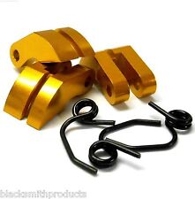 T10083 1/8 Scale Nitro Engine 3 Shoe Alloy Aluminium Clutch with Spring Yellow