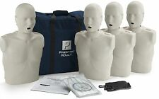 Prestan AED CPR Training Manikins 4 Pack Adult Light Skin PP-AM-400